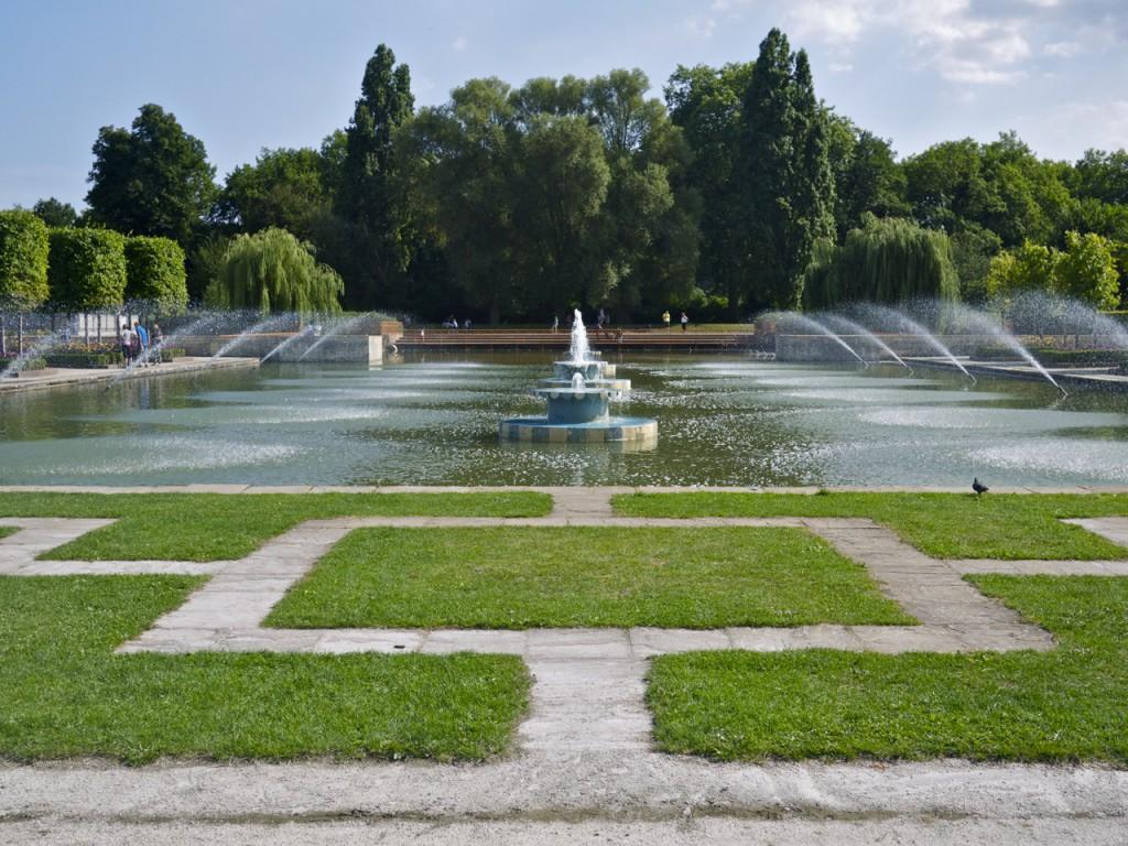 парк Баттерси Англия