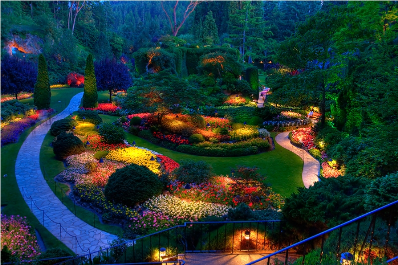купить фонарь, садовое освещение, светодиодные светильники