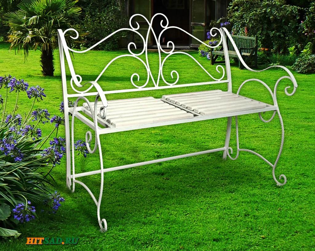 скамейка для сада садовая скамейка купить недорого