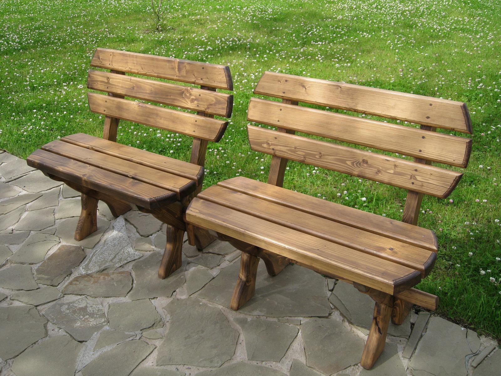 Садовая скамейка для дачи своими руками - 6 проектов 26