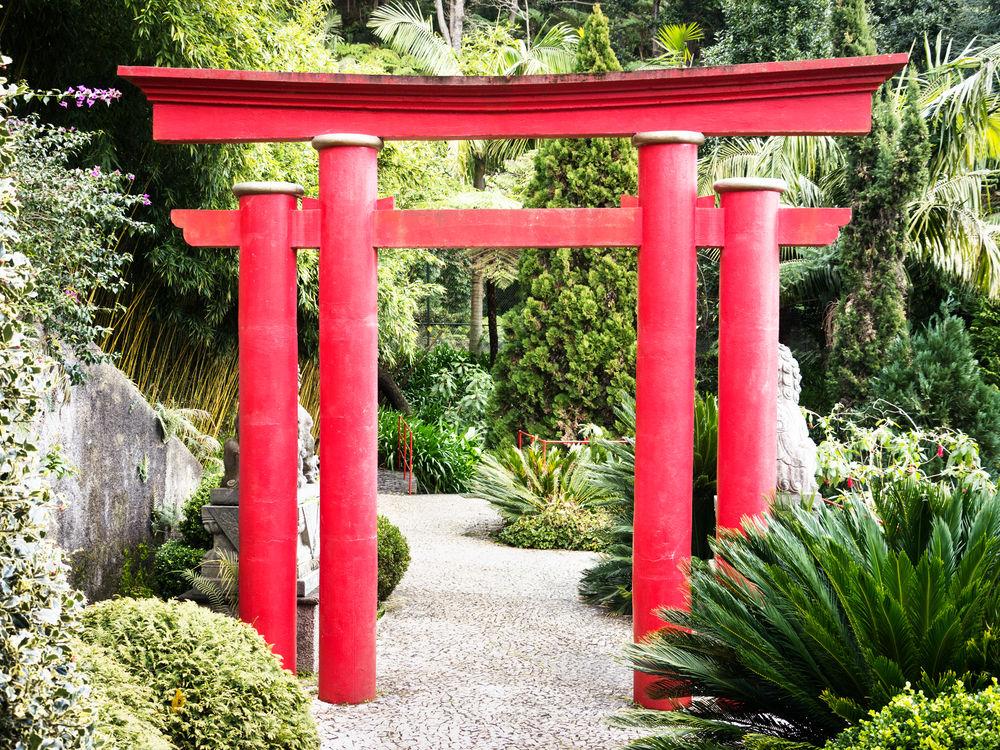 садовая арка для сада восточный стиль арка своими руками