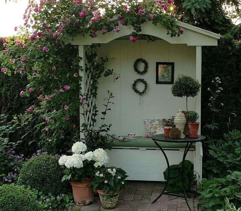 садовая беседка своими руками купить недорого