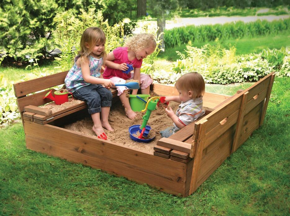 дети ребенок на даче игровая площадка своими руками как построить