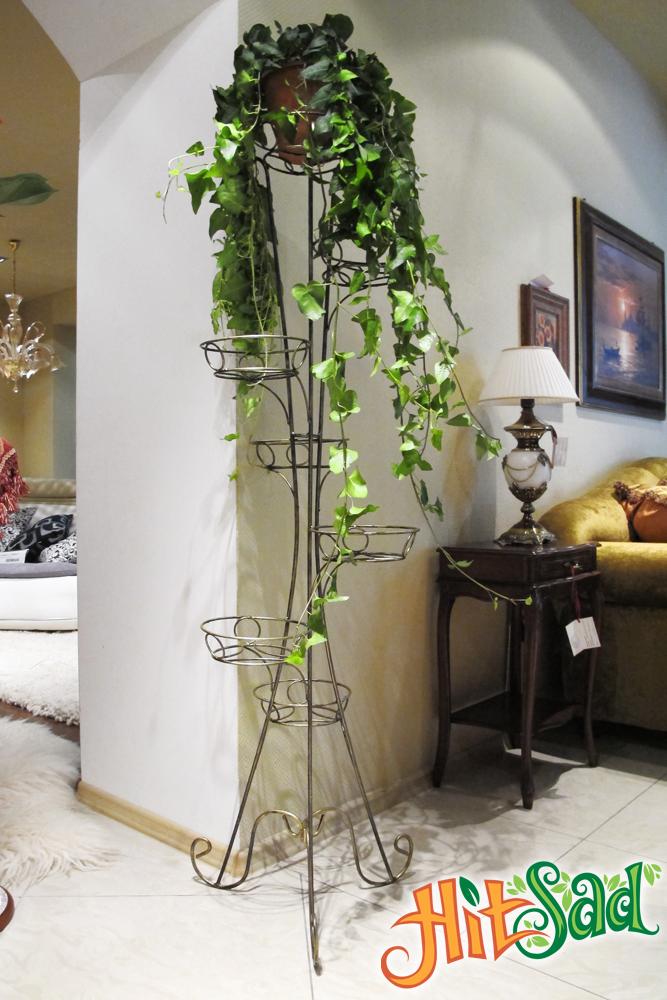 стойки для цветов металлические кованые подставки под цветы купить недорого