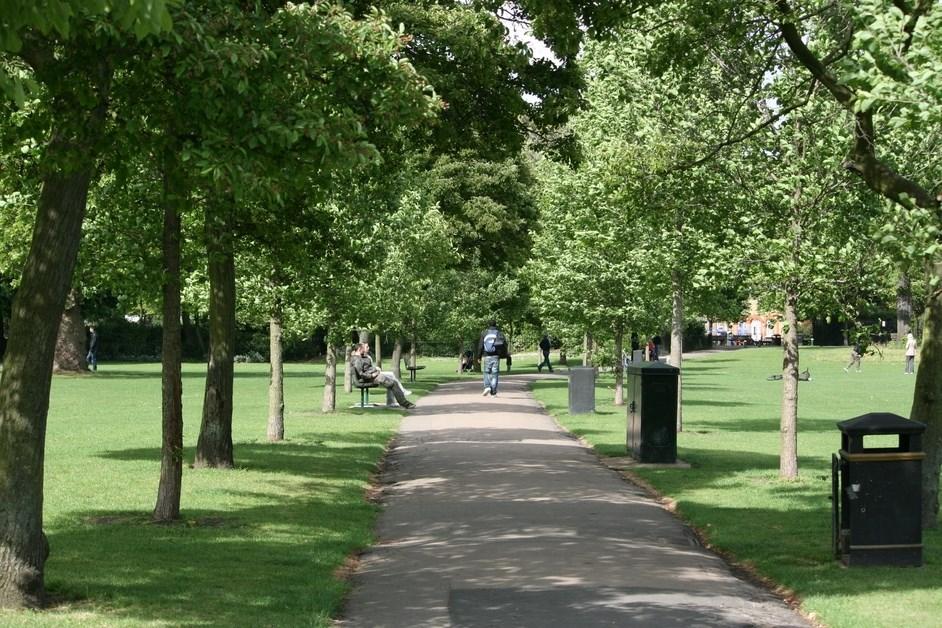Ravenscourt Park Англия