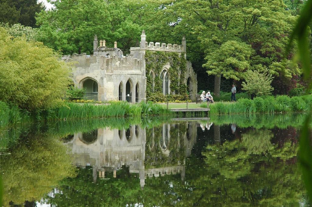 frogmore парк Фрогмор красивое фото Англия