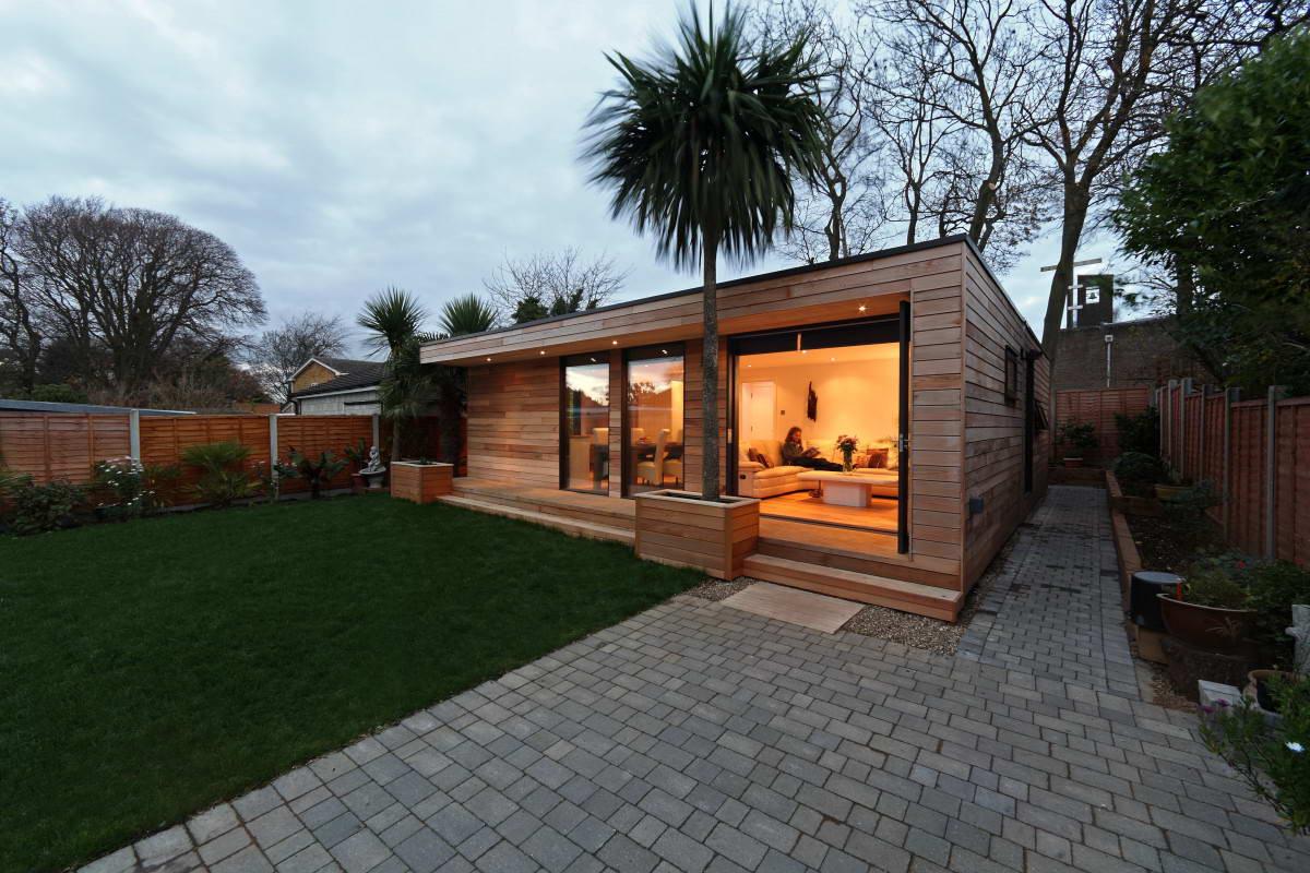 садовый домик дачный домик