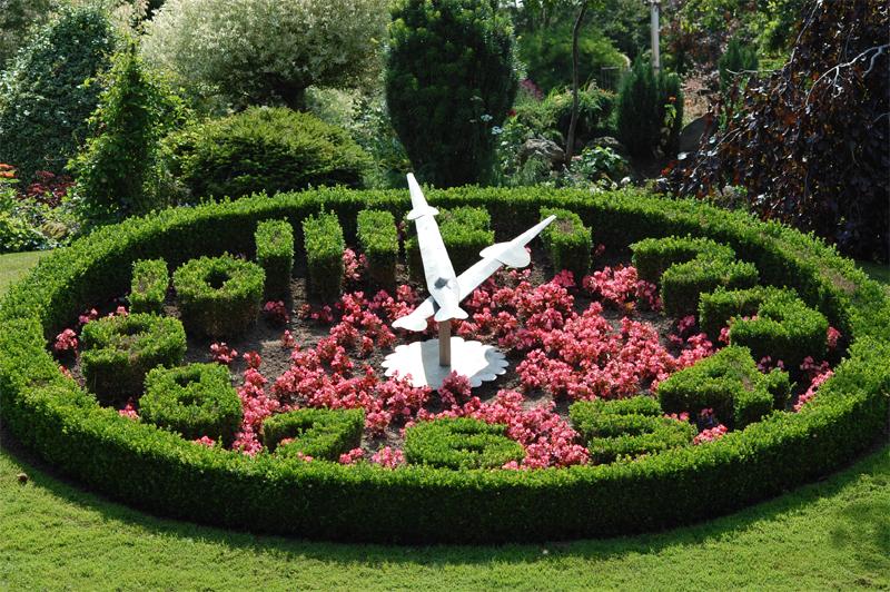 Садовый интерьер своими руками фото