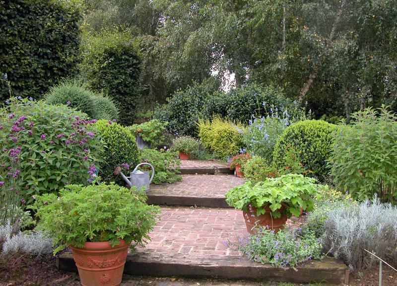 классический французский сад
