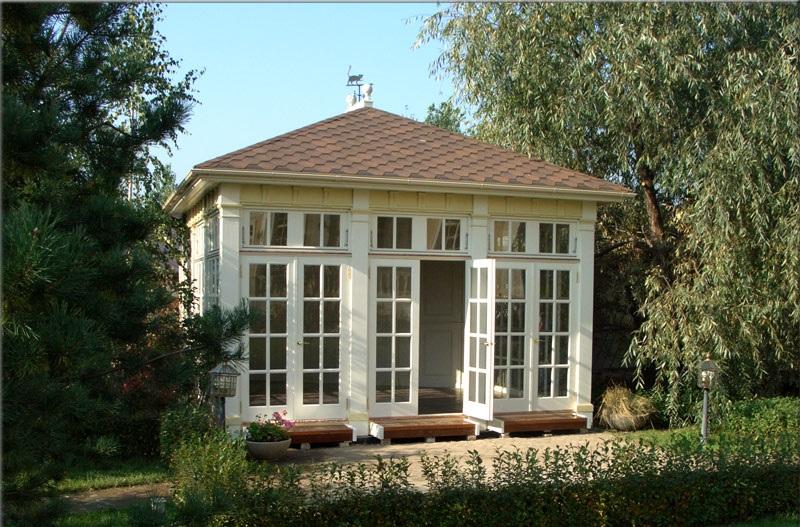 садовые беседки павильон садовый