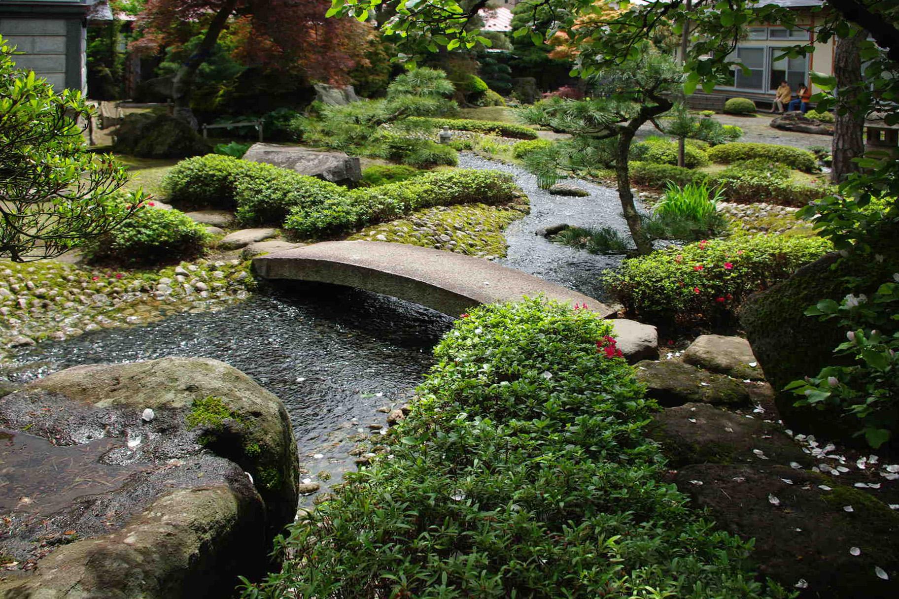 Японский сад своими руками - umiparkru