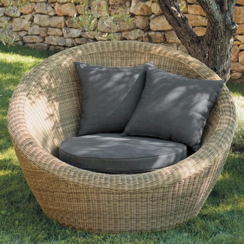 релаксационное кресло для сада