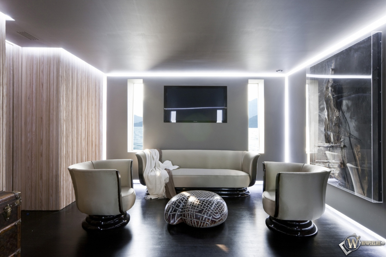 дизайн интерьера серый