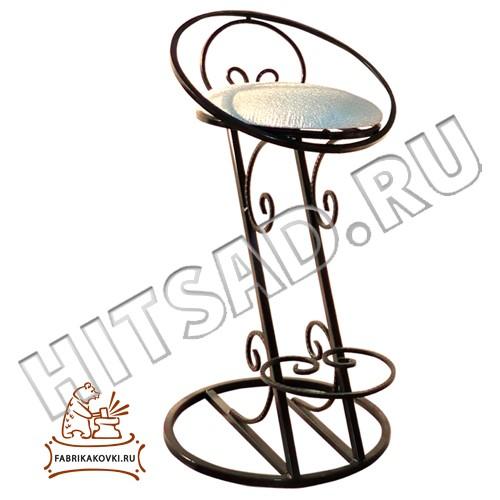 барный стул кованый недорого