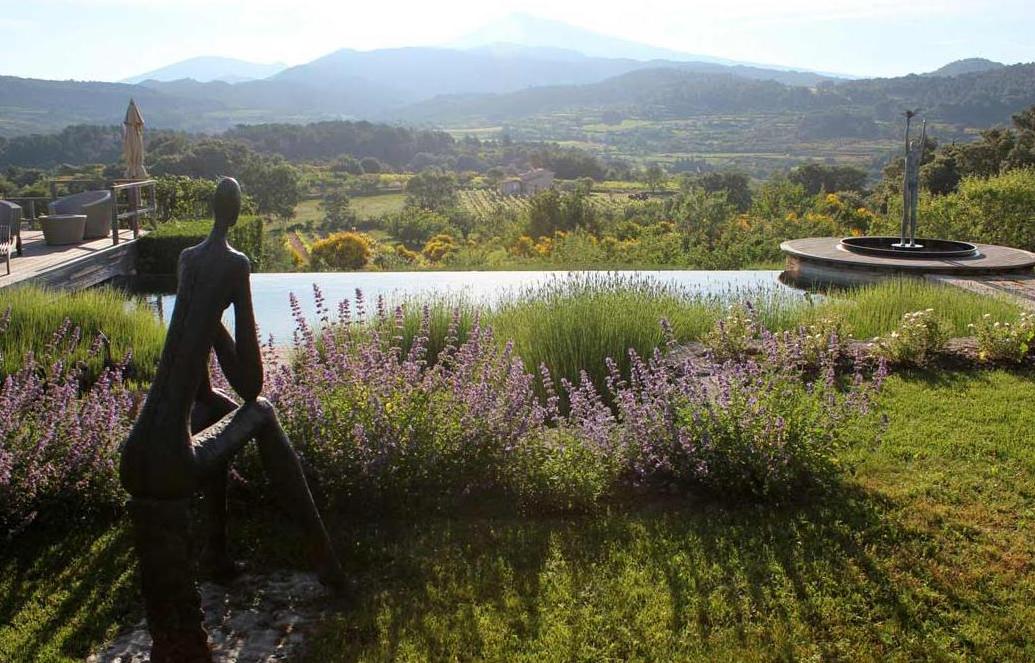 сад для медитации