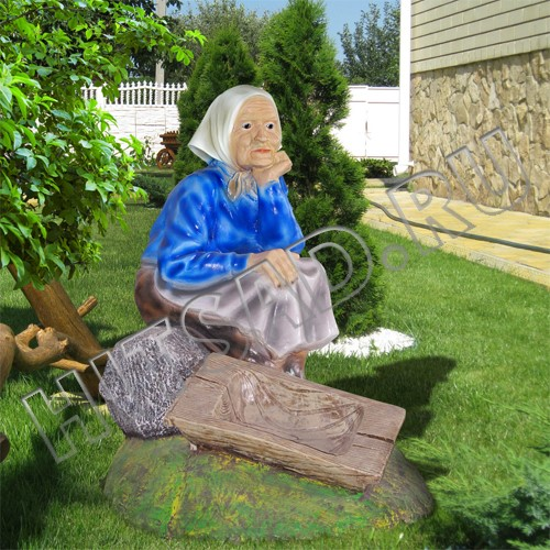 детский праздник на даче своими руками сказочные садовые фигуры