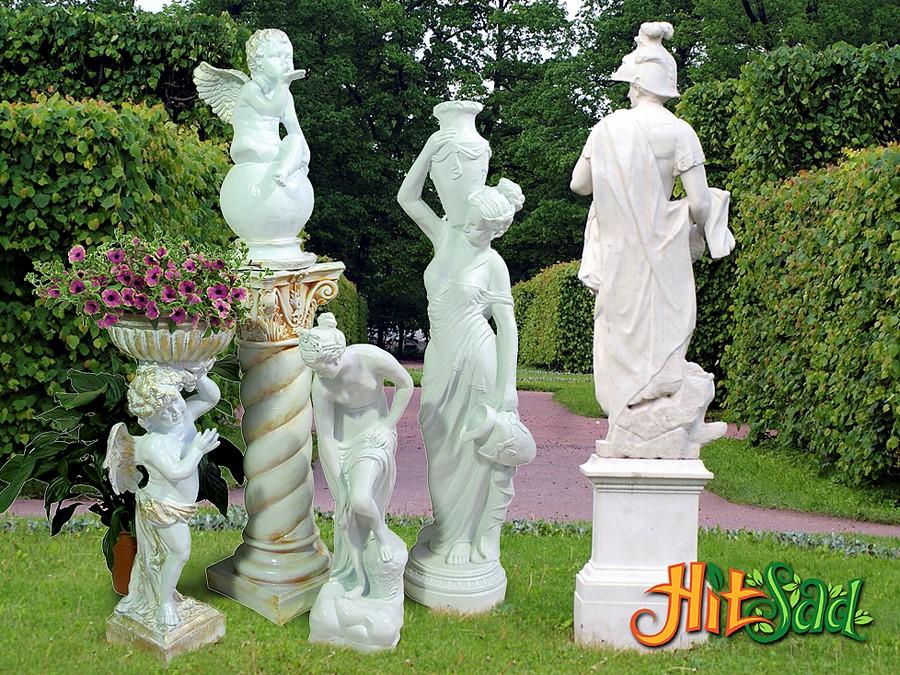Садово - парковые скульптуры