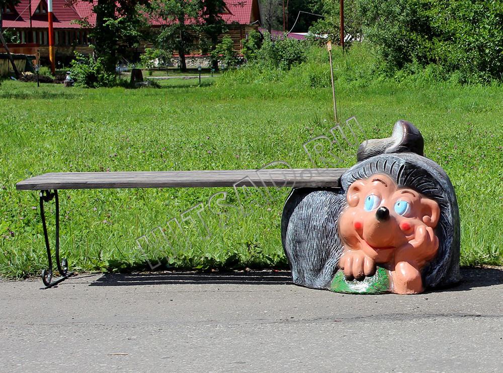 детский праздник на даче своими руками сказочные садовые фигуры сказочная мебель
