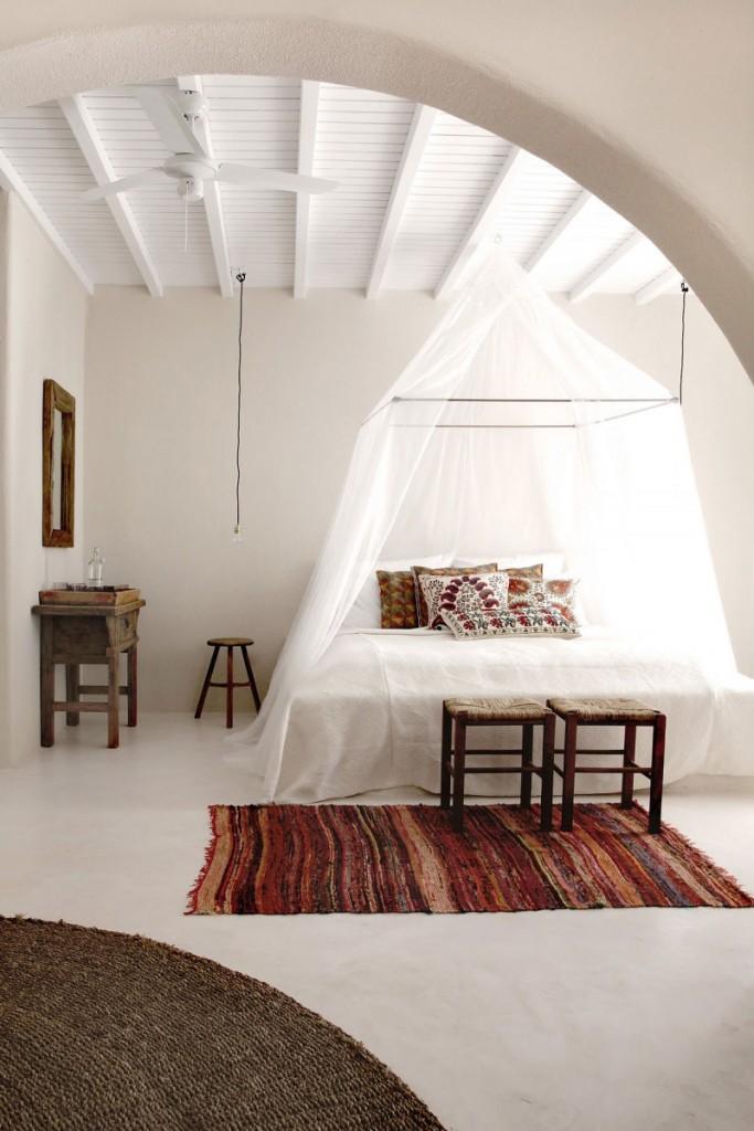 средиземноморский интерьер своими руками мебель