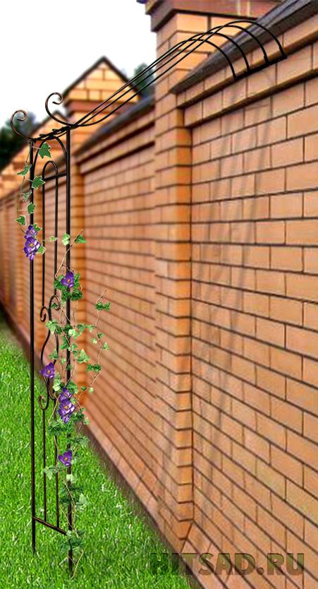 шпалера вьющиеся растения вертикальное озеленение купить недорого интернет магазин