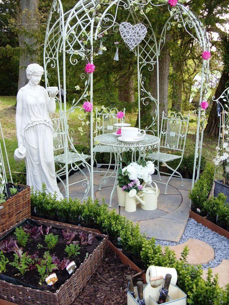 садовая арка беседка садовая скульптура идеи для сада