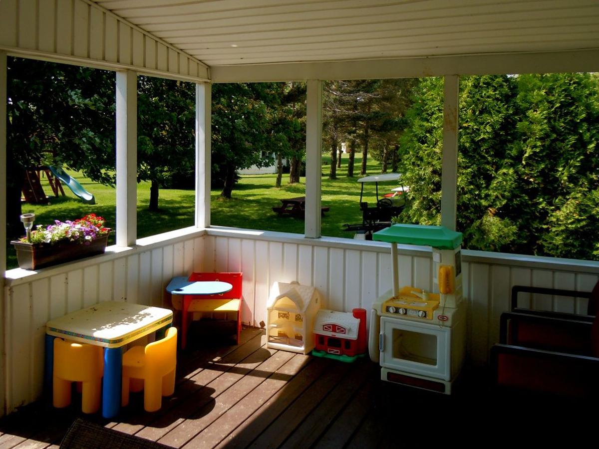 детская комната на веранде