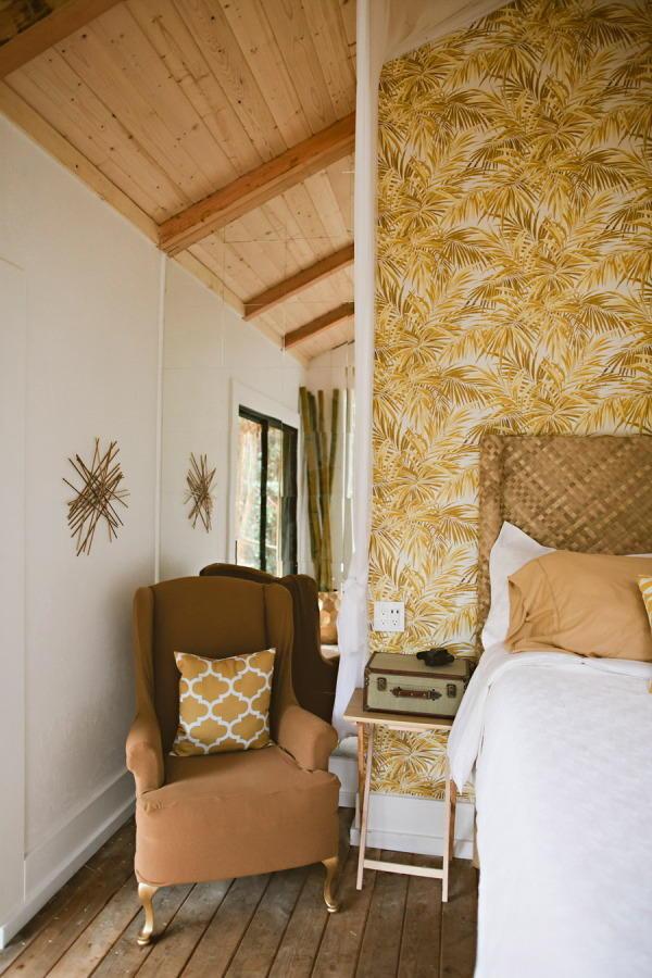 винтажная мебель интерьер загородного дома своими руками