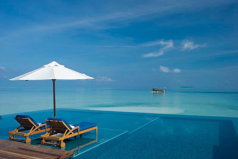 Отель «Rangali Island», Мальдивы