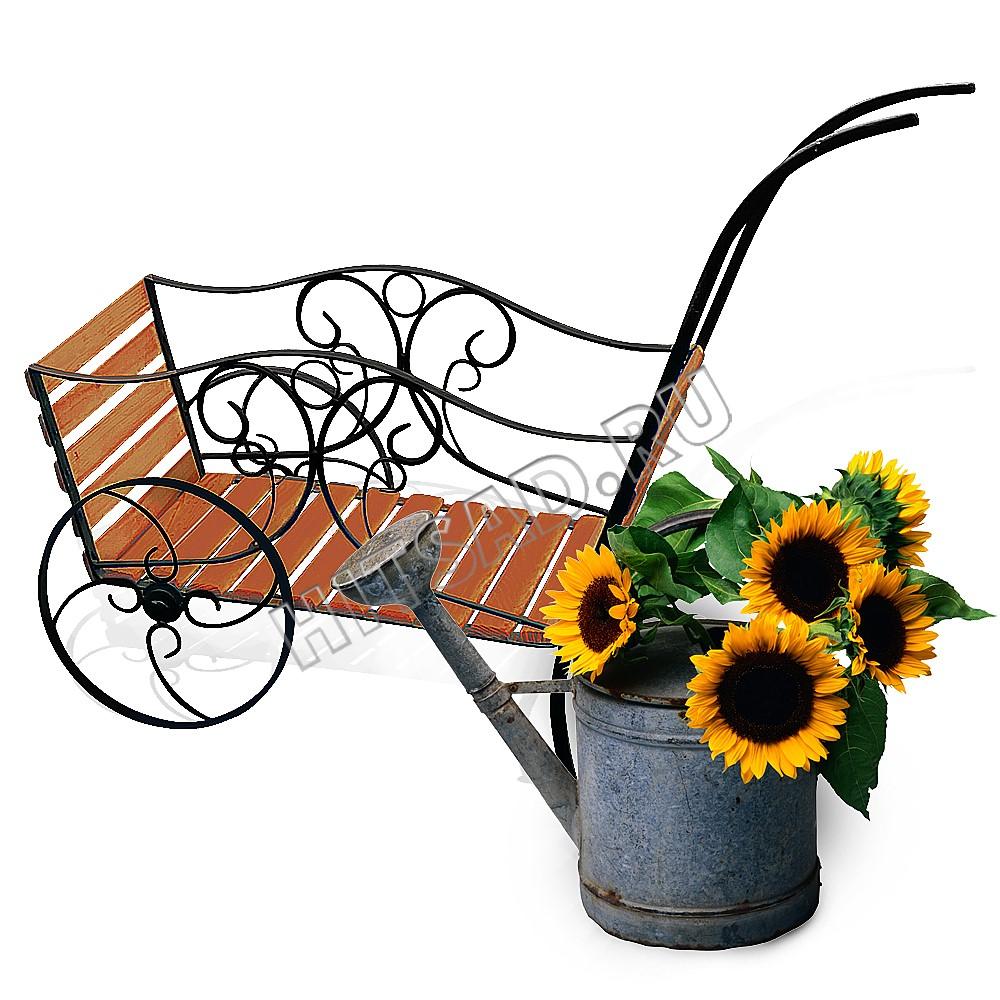 тележка для цветов недорого интернет магазин