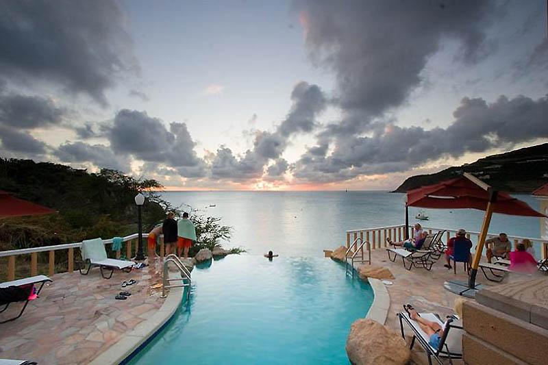 Отель «Divi Little Bay Beach Resort», остров Сен-Мартен