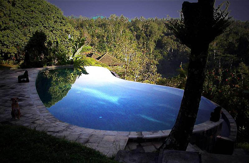 Вилла отеля «Мурни», Убуд, Бали