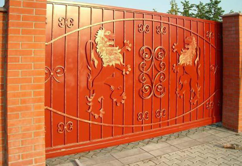 откатные ворота достоинства и недостатки
