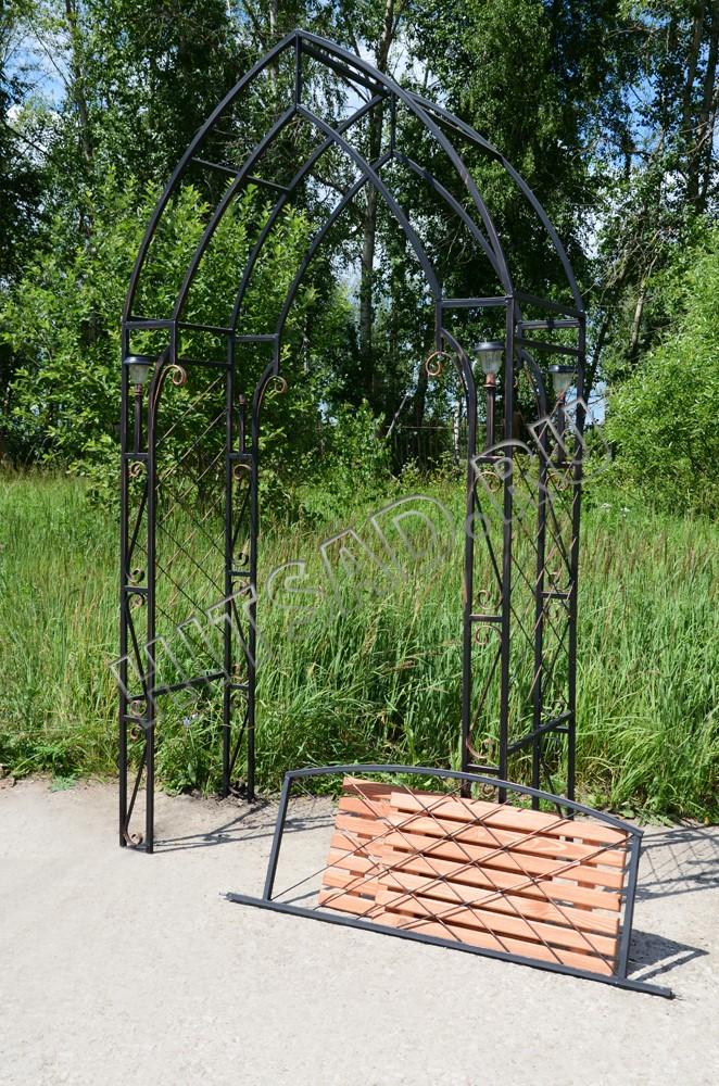 садовая арка недорого от производителя