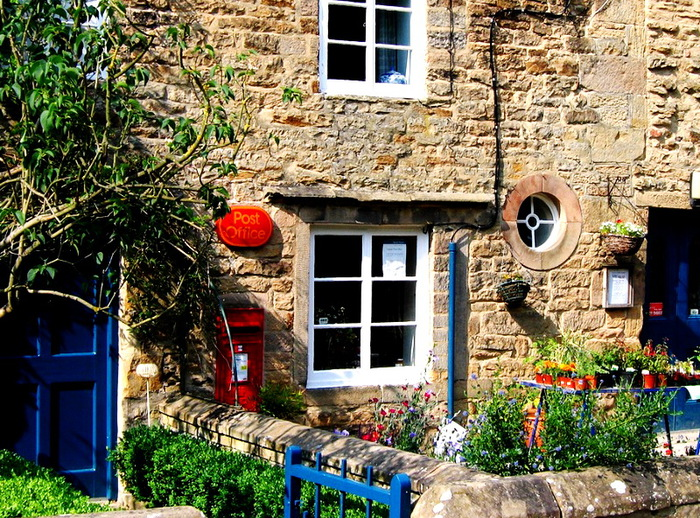 эденсор красивые сады Англия Дербишир