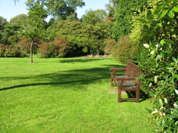 красивый сад сад Сэвилл Англия