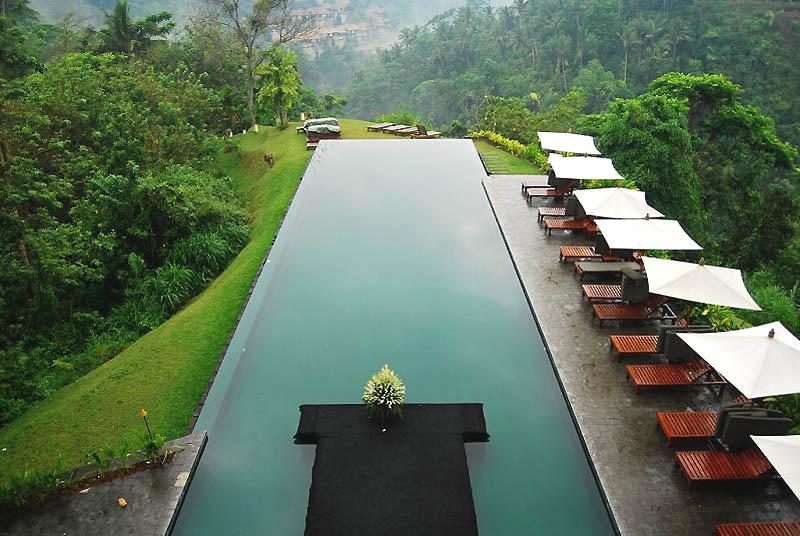 Отель «Alila Ubud Hotel», Бали, Индонезия