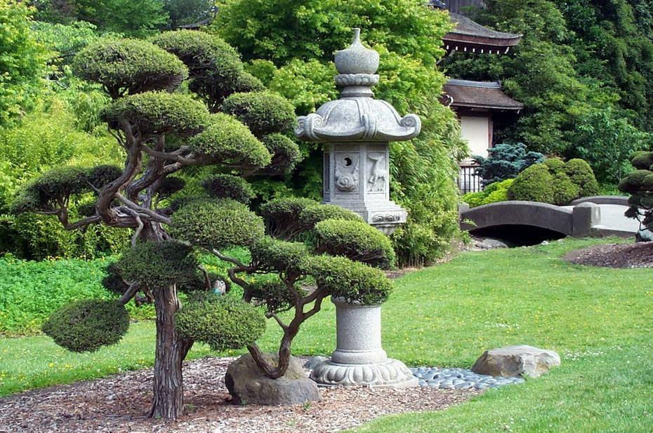 японский сад символизм японских садов