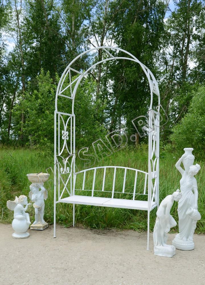 мебель для сада белая недорого