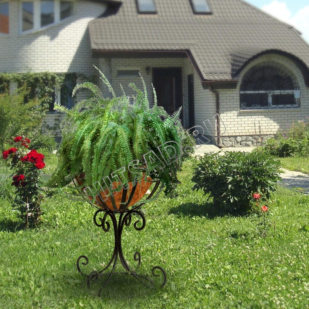 металлическая цветочница подставка под цветыметаллическая цветочница подставка под цветы