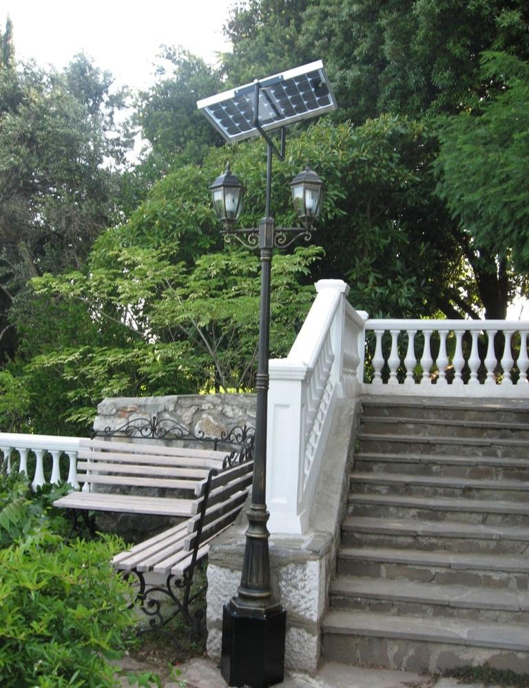 освещение садового участка садовые фонари