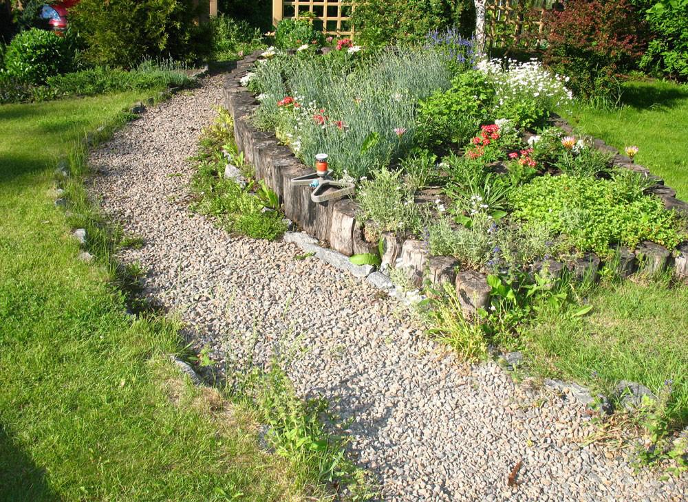 стиль кантри деревенский стиль своими руками садовая дорожка