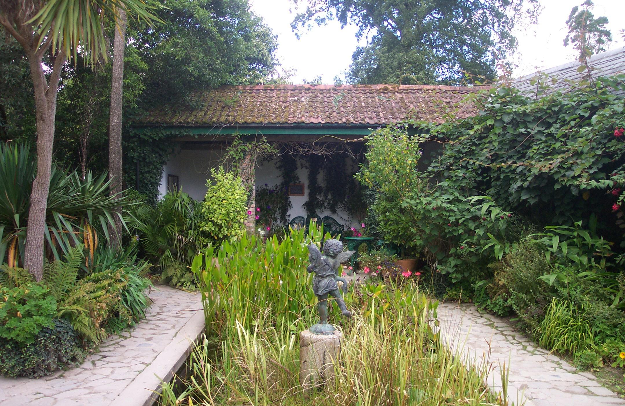 ландшафтный дизайн сад в итальянском стиле