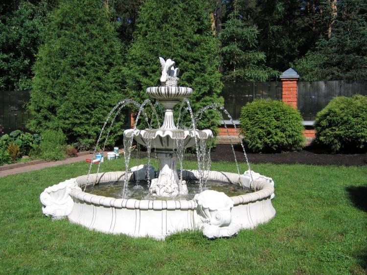 как подобрать насос для фонтана или альпийской горки