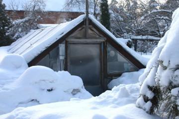 Советы по обустройству теплиц в холодное время года