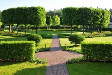 История основных стилей ландшафтного дизайна
