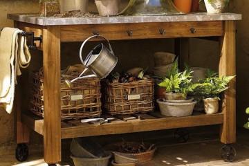 Рабочий стол садовода