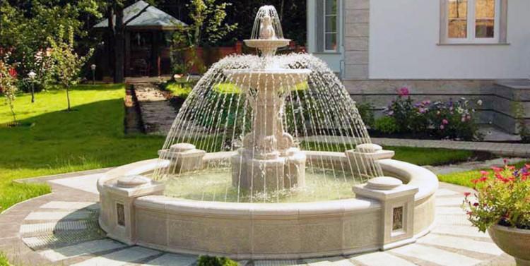 Посмотрите наш видеообзор, чтобы выбрать садовый фонтан.